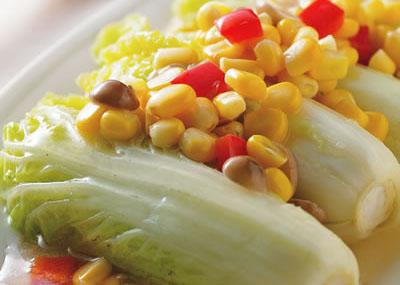 玉米养颜食谱 越吃越年轻美丽