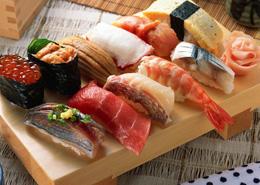 简单的寿司制作方法 教你制作美味寿司